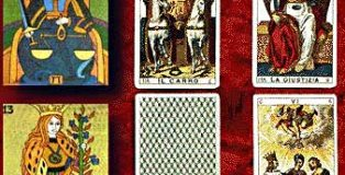 Chinese Tarot kaarten