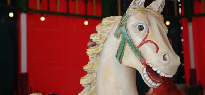 Paard draaimolen