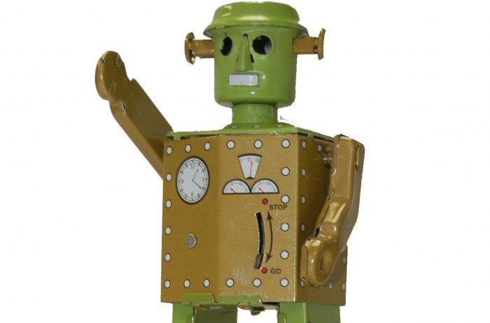 Bouw je eigen robot of ruimteschip!