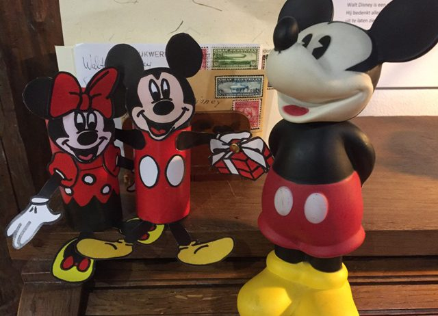 Goede Oktobermaand in Kinderwereld is Mickey Mouse maand! » Museum HF-09