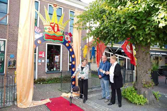 Succesvolle opening jubileumtentoonstelling Kinderwereld 50 jaar jong!
